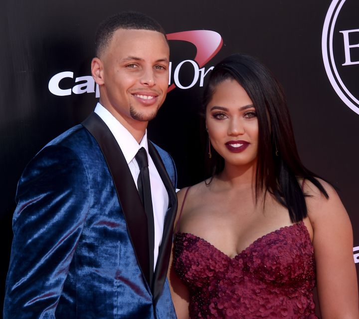 Ayesha & Steph Curry's Supportive Relationship