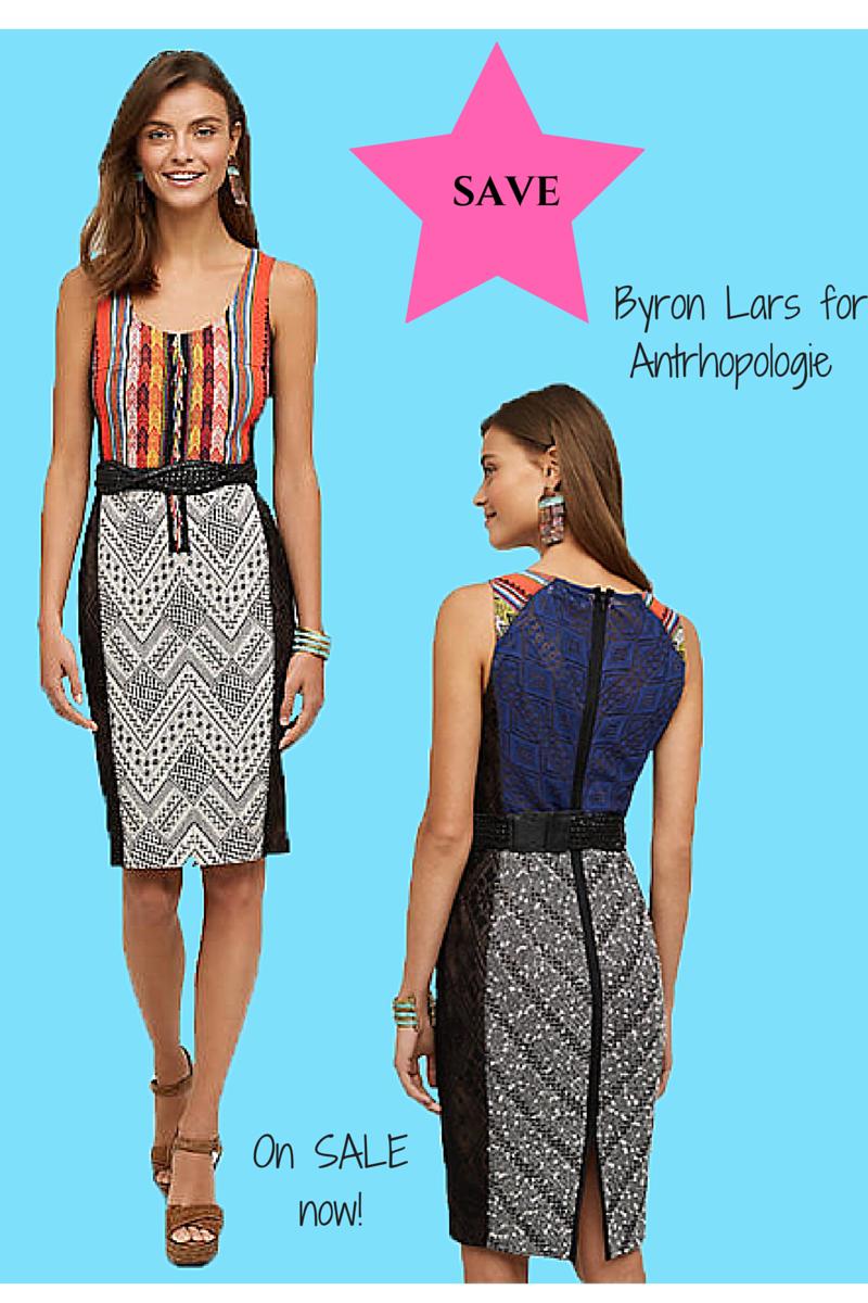 Byron Lars dresses