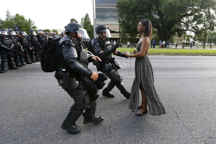Protests In Baton Rouge