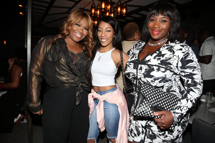 Dinner Honoring Missy Elliot & Lil Kim