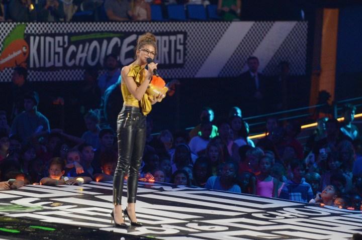 Nickelodeon Kids' Choice Sports Awards 2016 - Show