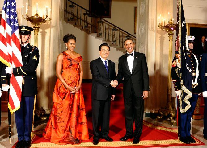 US-CHINA-POLITICS-OBAMA-HU