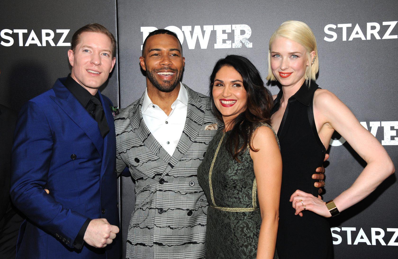 'Power' Season 3 New York Premiere