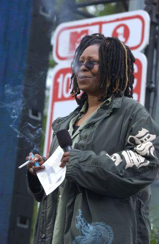 MTV and VH1 Present '100% NYC: A Concert Celebrating The Tribeca Film Festival' - Show