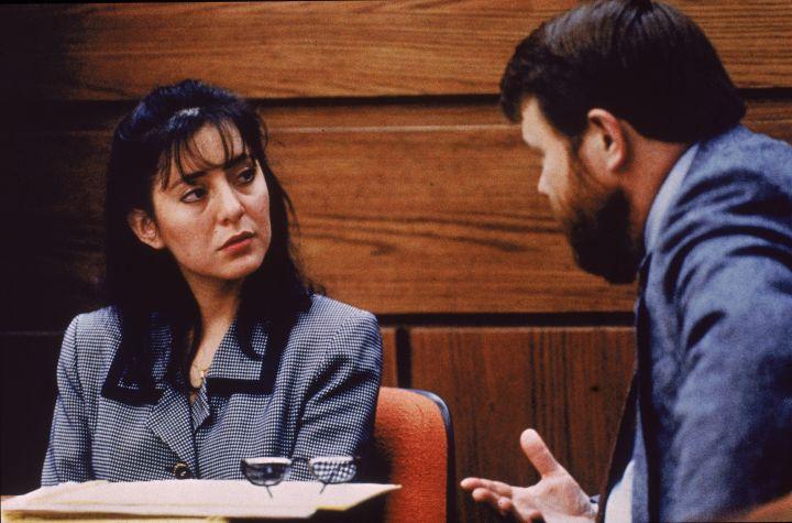 Lorena Bobbitt On Trial