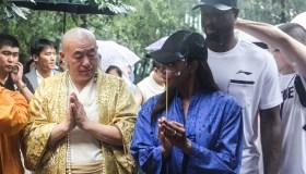 Dwyane Wade Visits Zhengzhou
