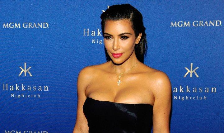 Kim Kardashian West Hosts At Hakkasan Las Vegas Nightclub
