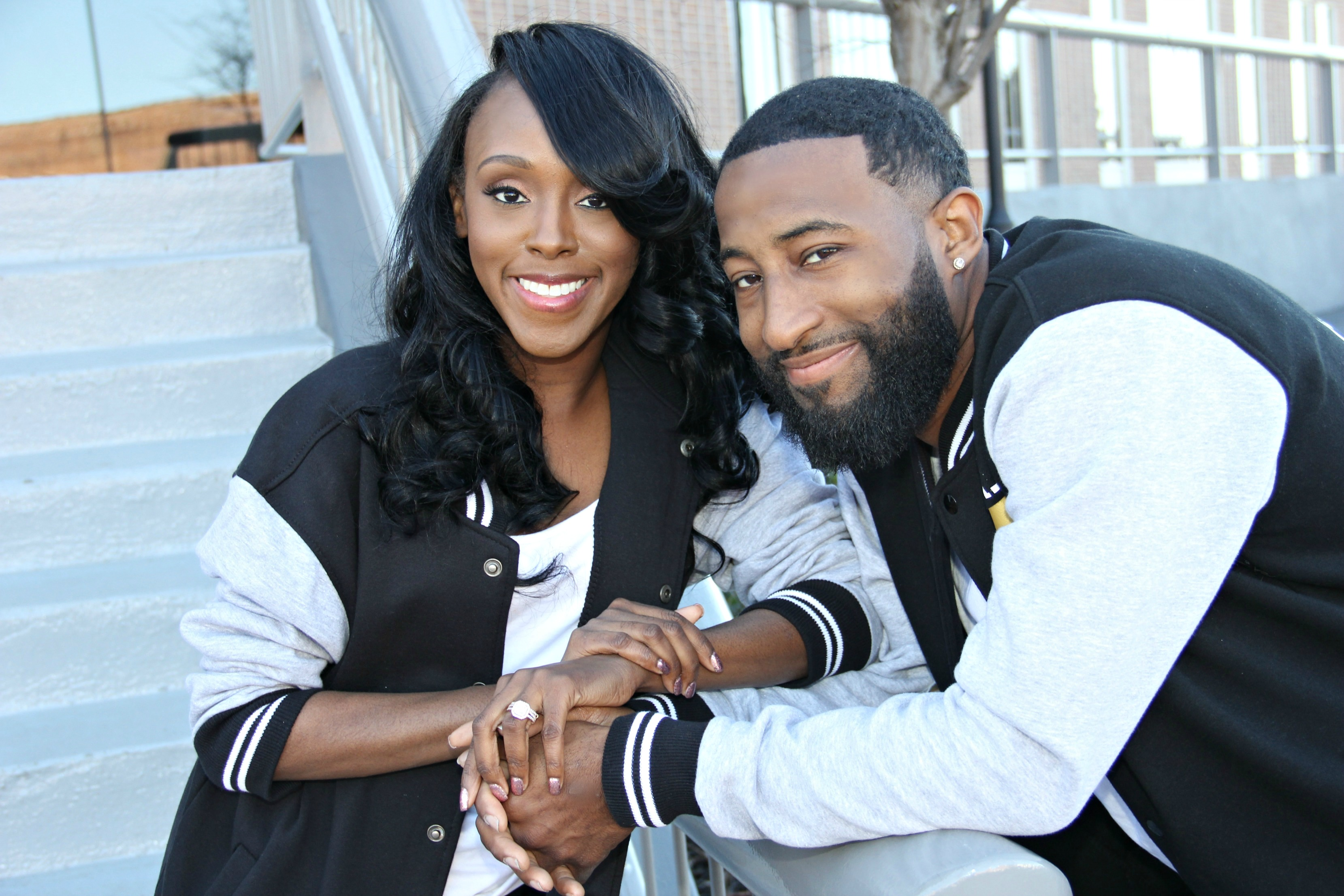 Put A Ring On It: NIa Jones & Johnny Frazier