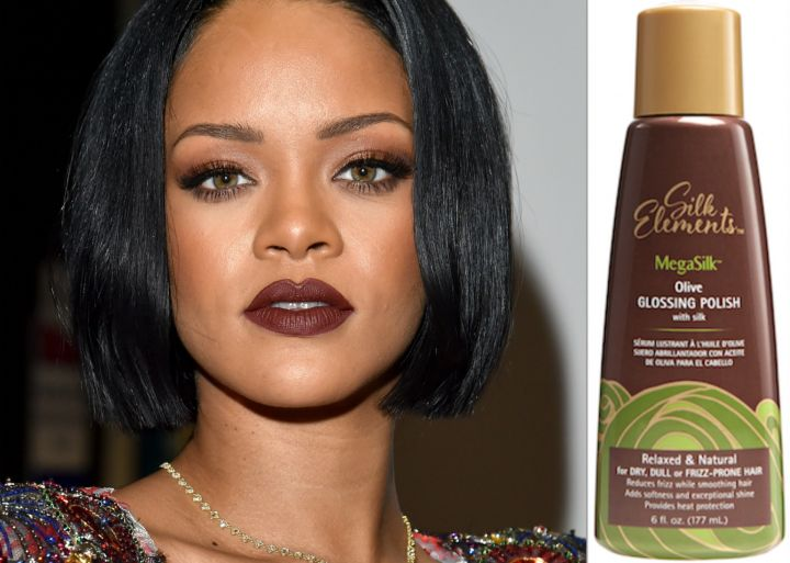 Get Lustrous Locks With Silk Elements™ MegaSilk™ Olive Glossing Polish