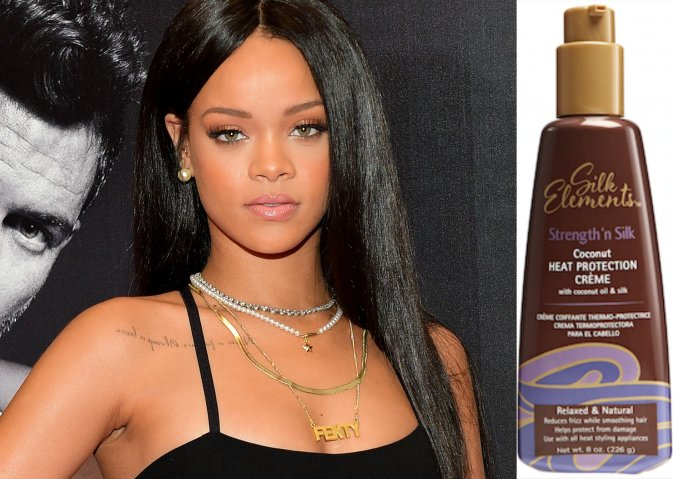 Rihanna Silk Elements Cream