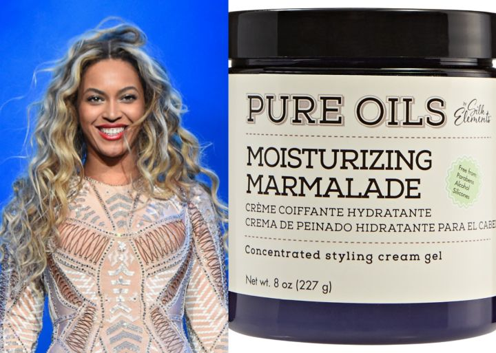 Nourish Your Waves With Pure Oils by Silk Elements™ Moisturizing Marmalade
