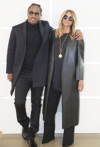 Calvin Klein Collection - Backstage - Milan Fashion Week Menswear Autumn/Winter 2014