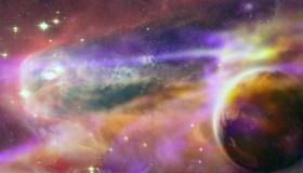 Illustrative representation of the universe