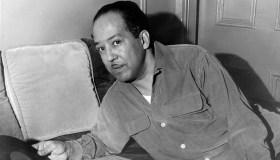Portrait Of Langston Hughes