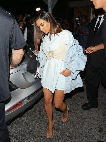 Celebrity Sightings In Los Angeles - August 01, 2016