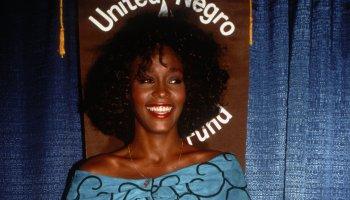 Whitney Houston...