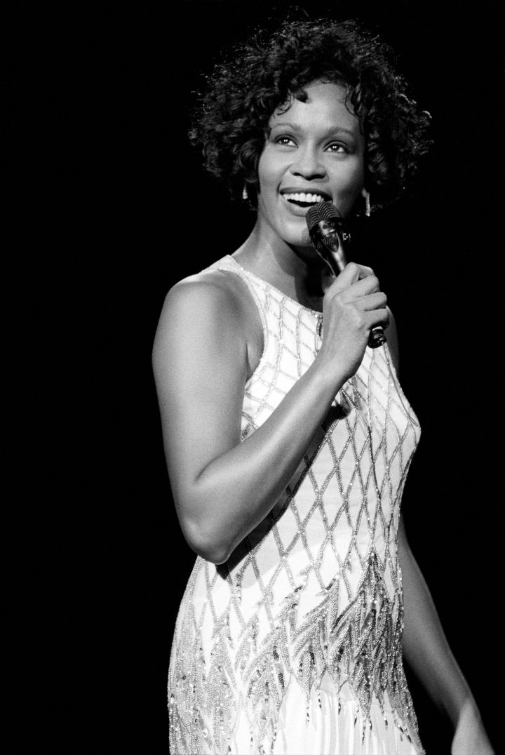 Whitney In 1993