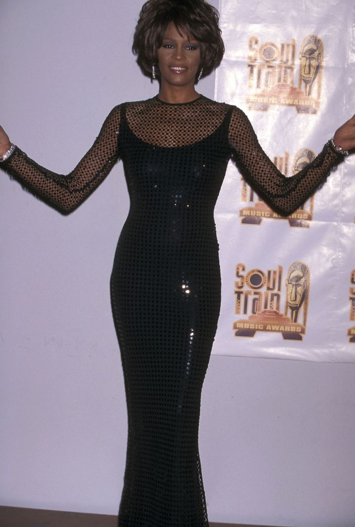 Whitney Houston In 1998