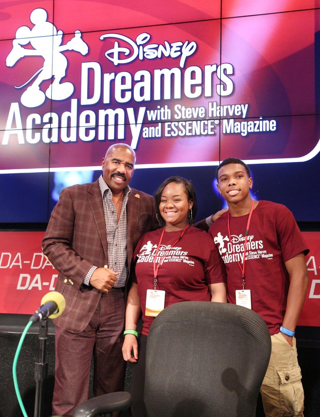 Celebrities At Disney Dreamers Academy At Walt Disney World Resort