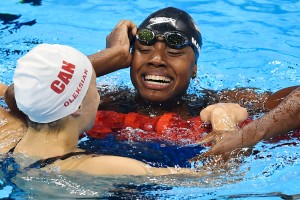 Rio 2016 swimming
