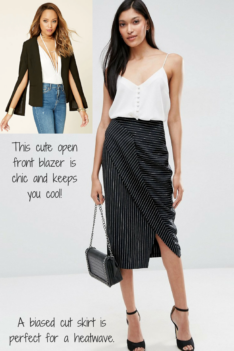 GET THE LOOK: How To Dress In The Heat