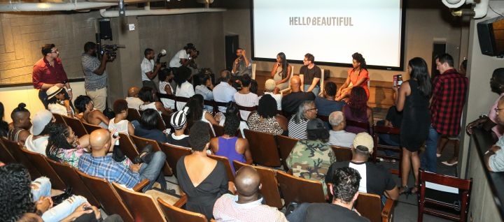 HelloBeautiful's Screening Of 'Southside with You'