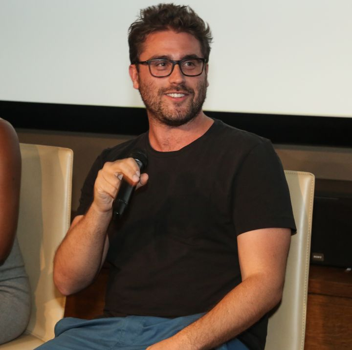 Richard Tanne during HelloBeautiful's Q&A for 'Southside with You'
