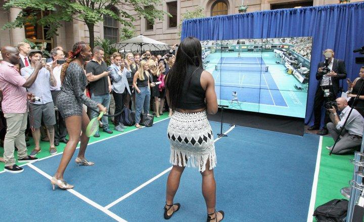 Rafael Nadal Hosts Virtual Tennis Tournament