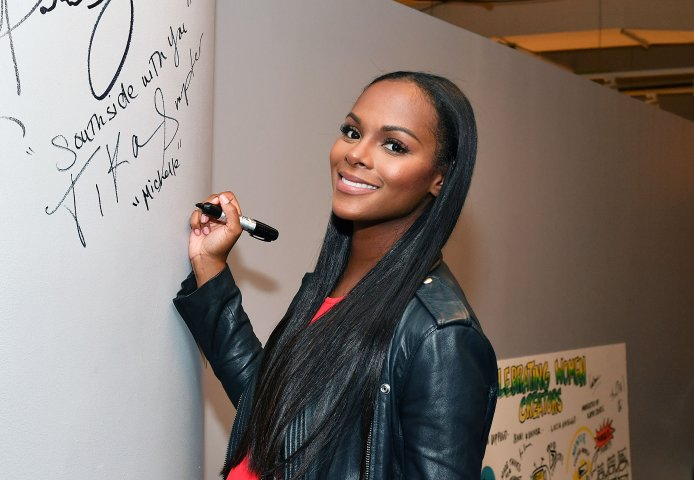 AOL Build Presents Tika Sumpter, Parker Sawyers and Richard Tanne Discussing 'Southside With You'