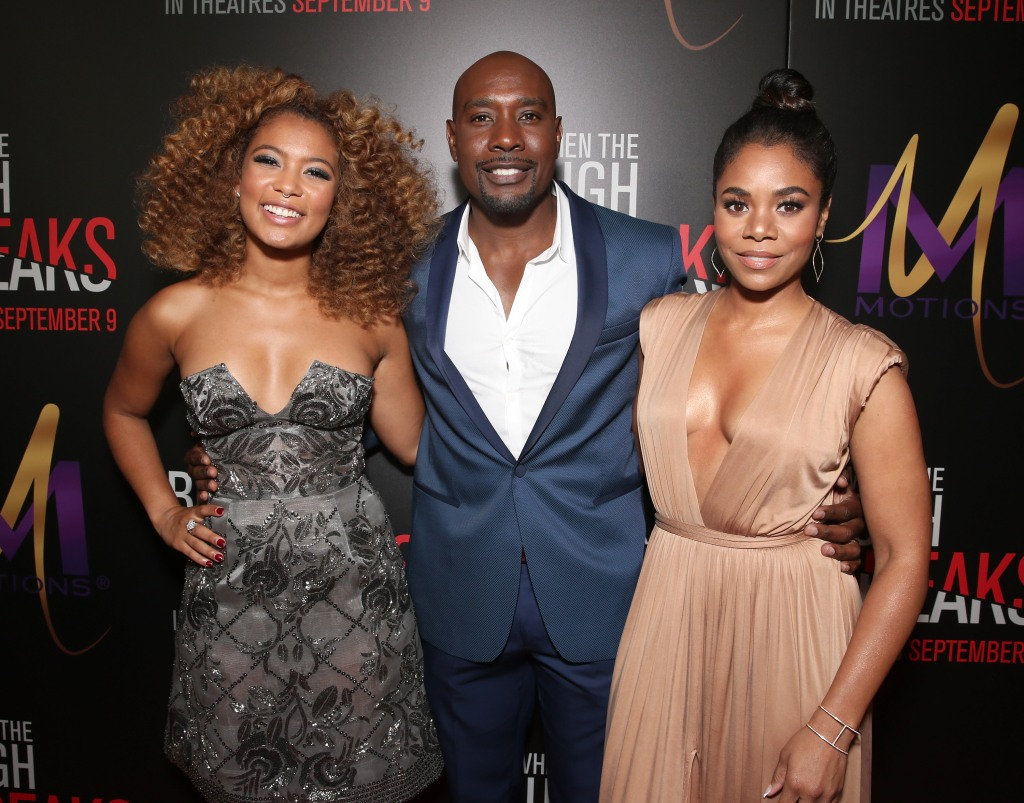 Premiere Of Sony Pictures Releasing's 'When The Bough Breaks' - Red Carpet