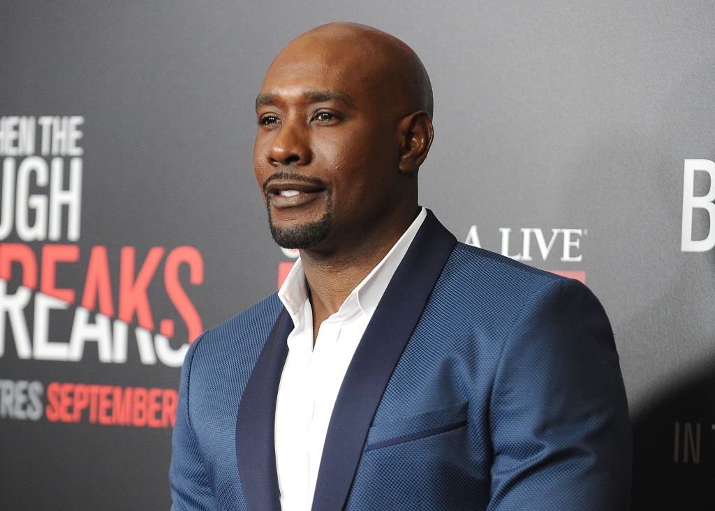 Premiere Of Sony Pictures Releasing's 'When The Bough Breaks' - Arrivals