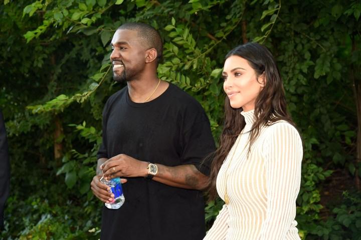 Kanye West Yeezy Season 4 - Front Row/Arrivals