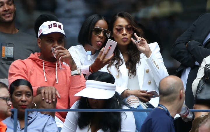 2016 US Open Celebrity Sightings - Day 6