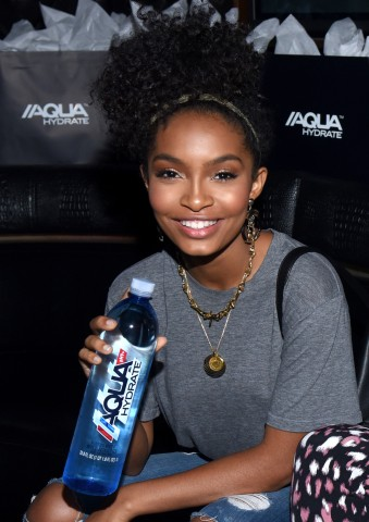 AQUAhydrate Hosts Private Event At Hyde Staples Center For Drake And Future Concert