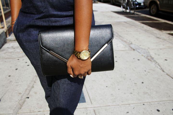 Streetstyle NYFW Noir