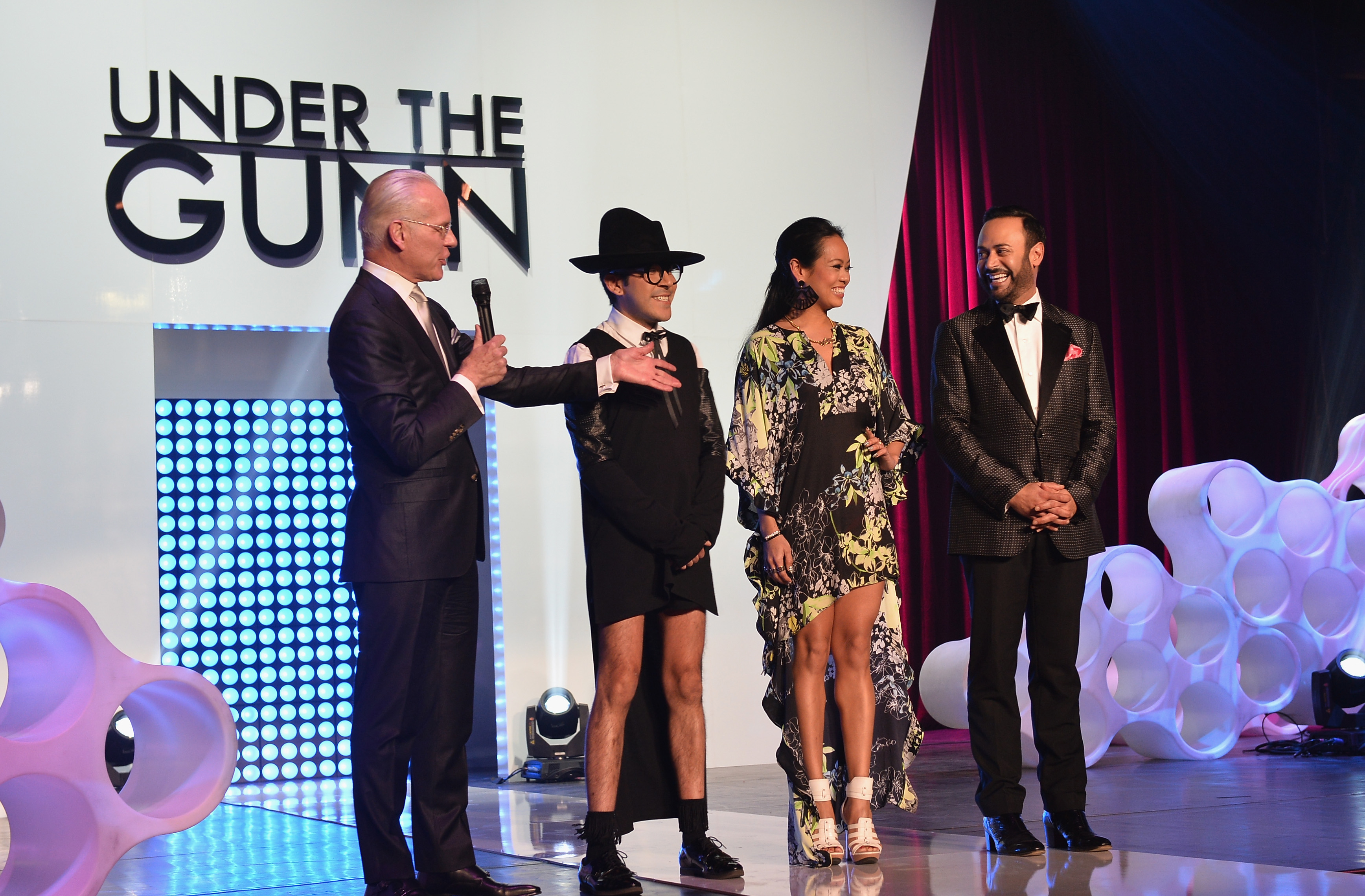 'Under The Gunn' Finale Fashion Show