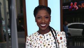 Rutina Wesley, Grace Helbig, Hannah Hart And Mamrie Hart Visit Hollywood Today Live