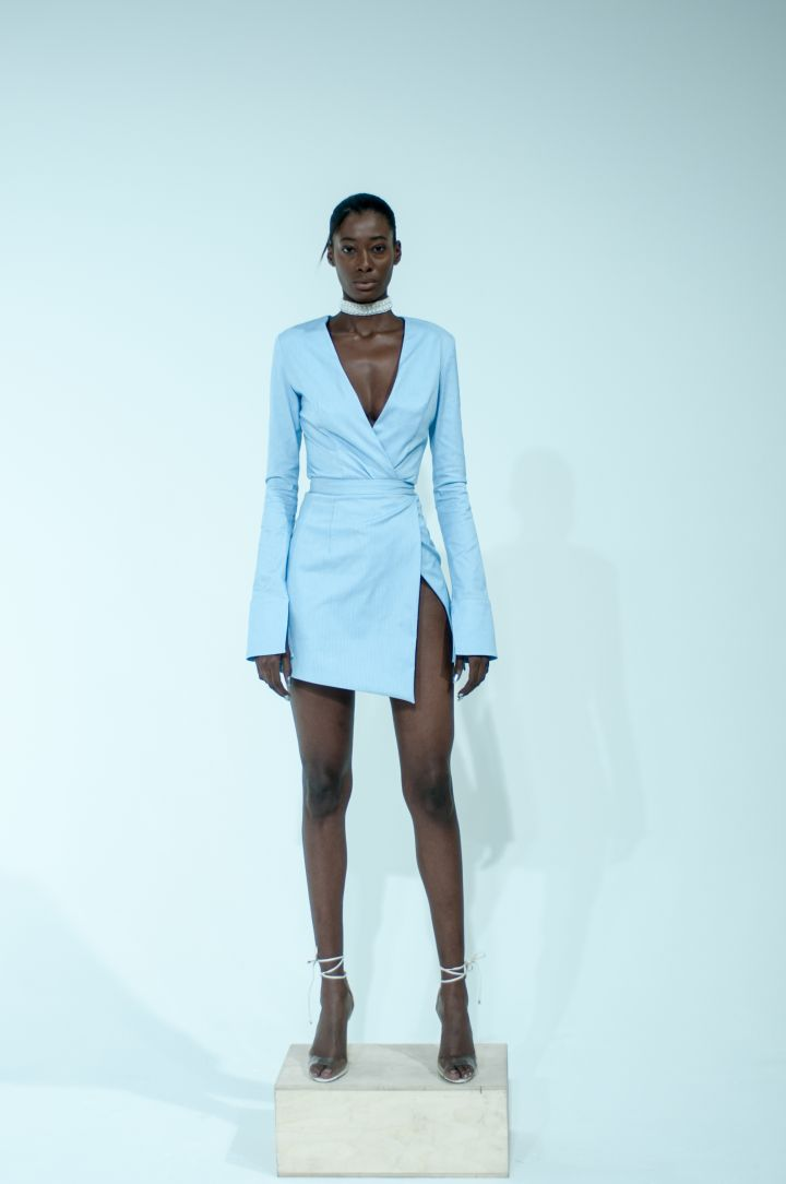 LAQUAN SMITH SPRING/SUMMER 2017