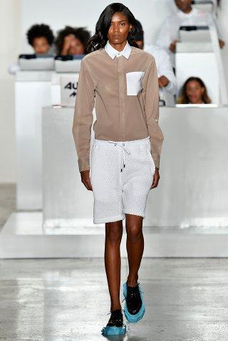 Pyer Moss - Runway - September 2016 - New York Fashion Week
