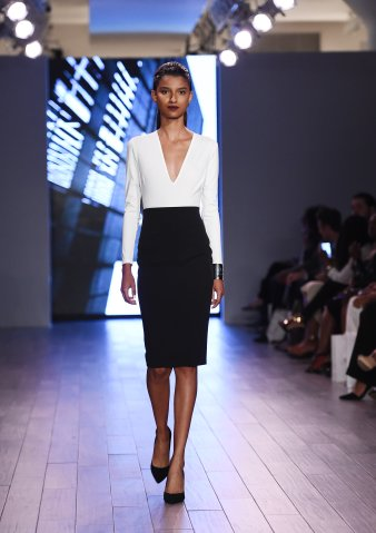 Serena Williams Signature Statement Collection By HSN - Runway - September 2016 - Style360 Fashion Week