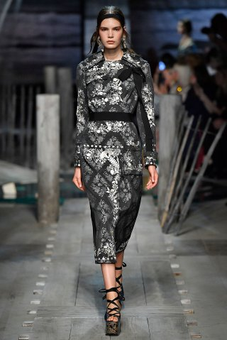Erdem - Runway - LFW September 2016