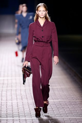 Mulberry - Runway - LFW September 2016
