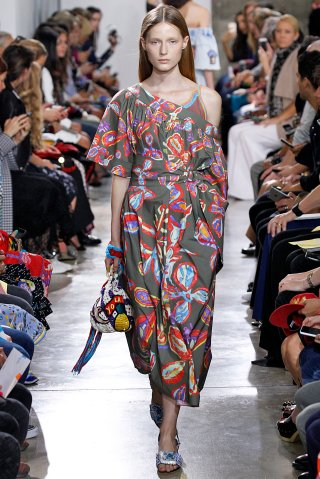 Peter Pilotto - Runway - LFW September 2016