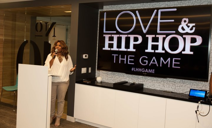 Mona Scott-Young Hosts #LHH Game
