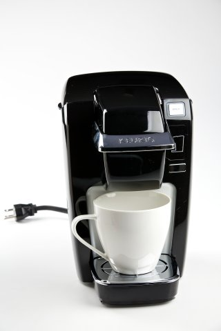 Keurig single K-cup machine...
