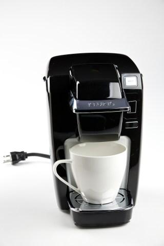 Keurig single K-cup machine...