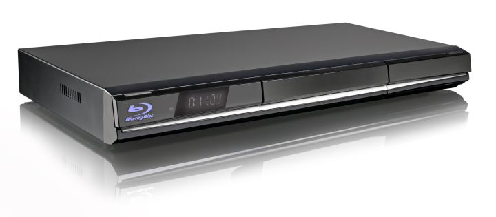 LG BP135 Blu-ray Disc Player ($44)