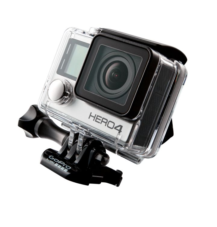 GoPro HERO3 White Edition Action Camera ($199)