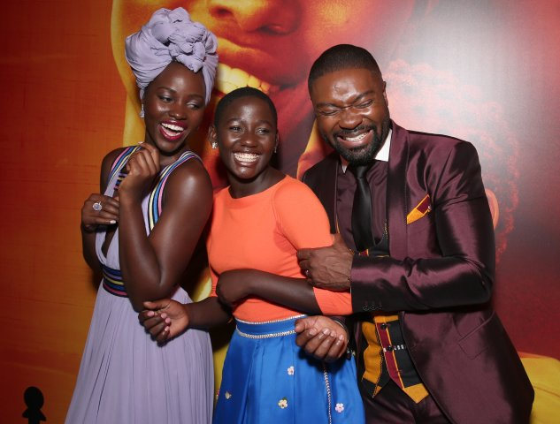 Premiere Of Disney's 'Queen Of Katwe' - Red Carpet