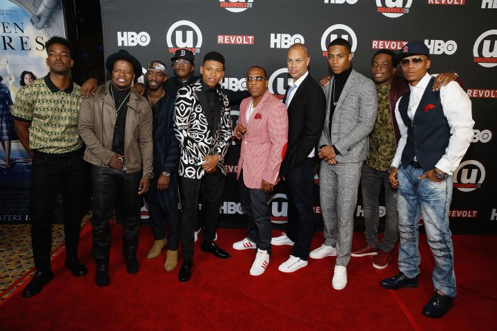 """#2: """"The New Edition Story"""" (BET)"""